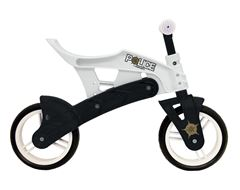 Police Kids' Adjustable Balance Bike