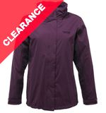 Preya 3-in-1 Women's Waterproof Jacket
