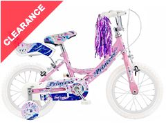 "Princess 14"" Girl's Bike"