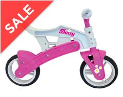 Daisy Kids' Adjustable Balance Bike