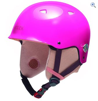Sinner 'The Magic' Children's Ski Helmet - Size: M - Colour: SHINY PINK