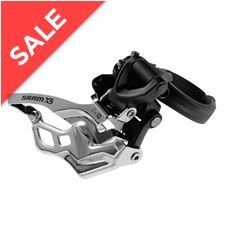 X5 10 Speed Front Derailleur High Mount