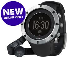 Ambit2 Sapphire GPS Watch with Heart Rate Monitor