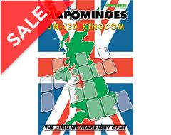 Mapominoes (UK Counties Edition)