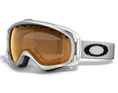 Crowbar Snow Goggles (Matte White/Persimmon)