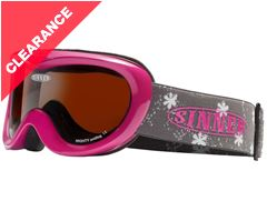 Mighty Kids' Goggles (Shiny Pink/Orange)