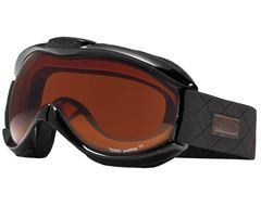 Toxic Snow Goggles (Black/Double Orange)
