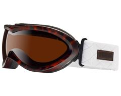 Synergy Women's Goggles (Brown/Gold Mirror)