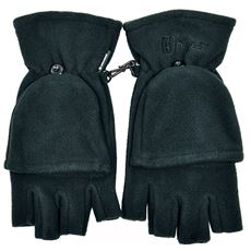 Tenney Windproof Fingerless Gloves