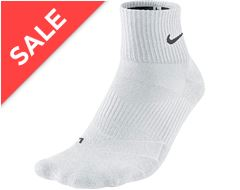 Dri-Fit Cushion Quarter Running Sock (1 pair)