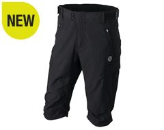 Modify 2-in-1 3/4 Baggy Men's Cycling Short