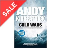 Andy Kirkpatrick 'Cold Wars' - Climbing the Fine Line Between Risk and Reality