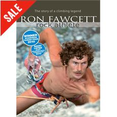 'Ron Fawcett - Rock Athlete' Book