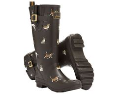 Women's Printed Welly