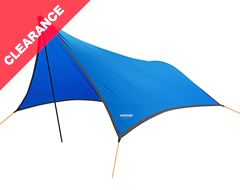 Adventure Tarp, Blue