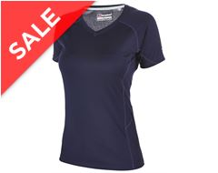 Women's Tech Tee SS V-Neck