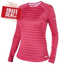 Women's Tech Tee Stripe LS