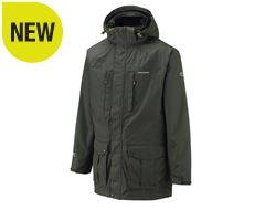 Kiwi Long Men's Waterproof Jacket
