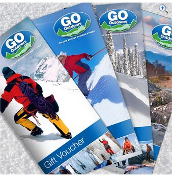 Image of GO Outdoors £10 Gift Voucher (In Store Use Only)