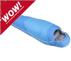 Ascent 700 Hydrophobic Down Sleeping Bag