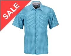 Loa Short Sleeve Men's Trekking Shirt