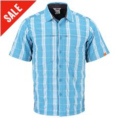 Dinara Short Sleeve Men's Trekking Shirt