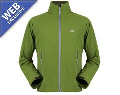 Sawtooth Men's Softshell Jacket