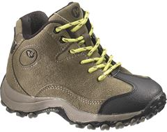 Chameleon Spin Waterproof Boy's Walking Boots