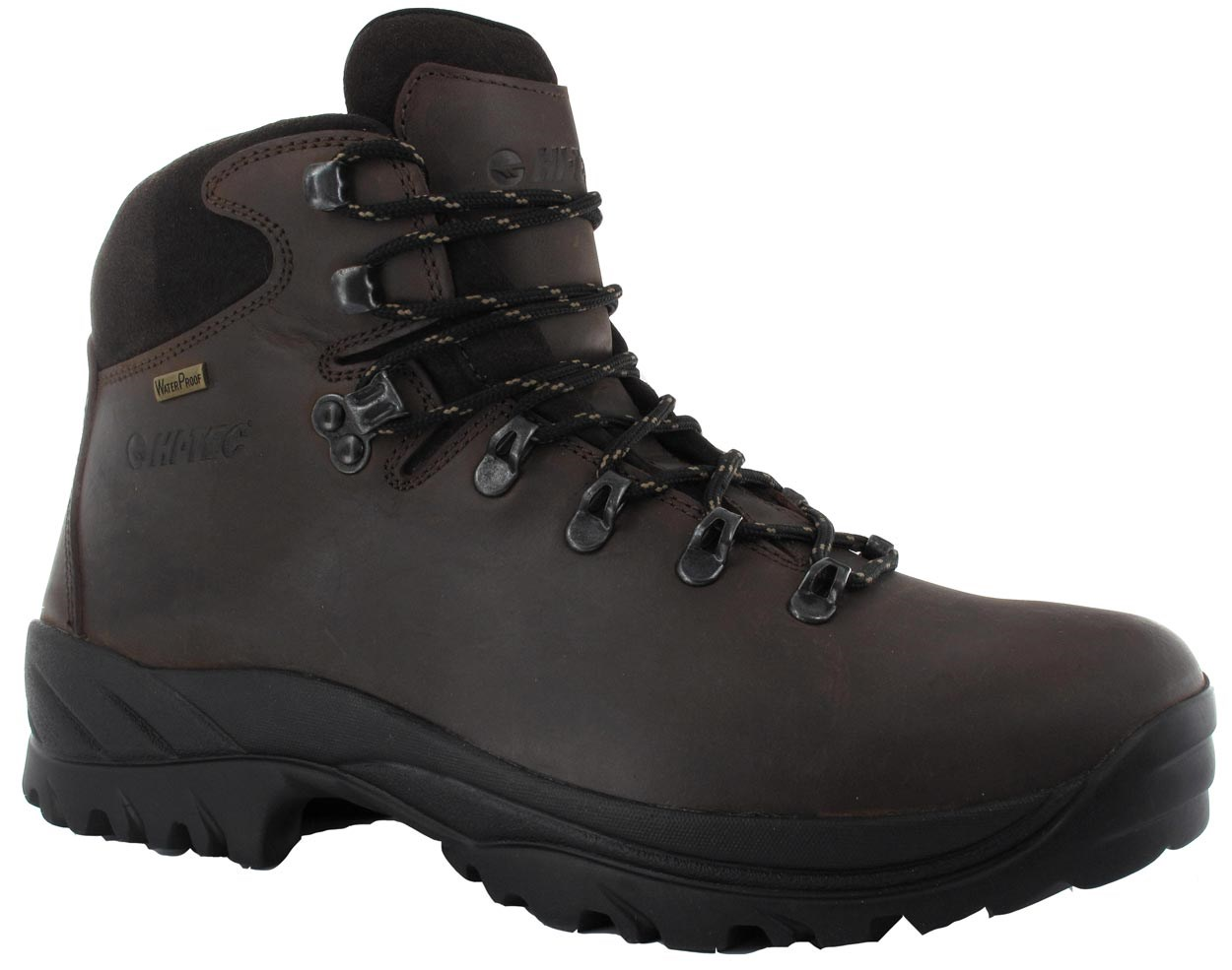 Hi-Tec Summit Waterproof Men's Hiking Boot | GO Outdoors