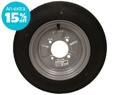 Spare Wheel for Trailer XL