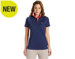 Calmsden Women's Polo Top