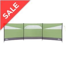 4 Pole Windbreak