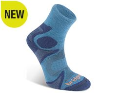 CoolFusion Trailhead Men's Walking Socks