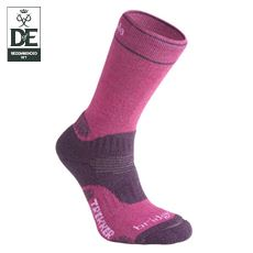 WoolFusion Trekker Women's CuPED Walking Sock