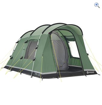 Outwell Birdland S 3-Person Family Tent - Colour: Green