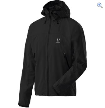 Haglöfs Boa Jacket - Size: XL - Colour: Black