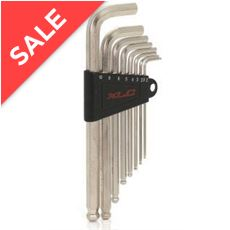 Set of Allen Keys with Ball Head TO-S33