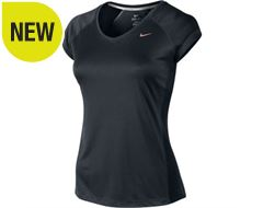 Miler Short Sleeve V-Neck Women's Tee
