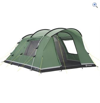 Outwell Birdland L 5-Person Family Tent - Colour: Green