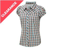Akiri Check Shirt Women's