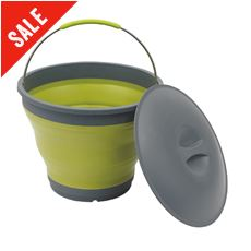 Collaps Bucket With Lid
