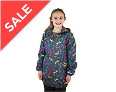 Peace Children's Waterproof Jacket