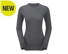LITE Merino Long Sleeve Crew Women's Baselayer