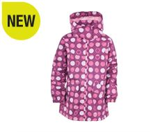 Jellybabe Girl's Waterproof Jacket
