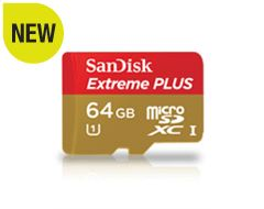 64GB Micro SD Extreme Plus