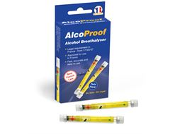 Alcoproof Alcohol Breathalyser