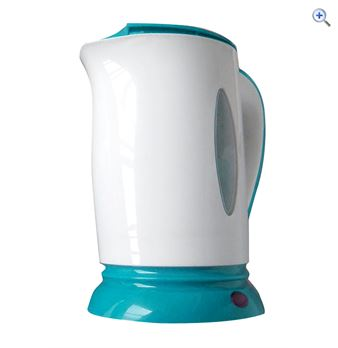 Boyz Toys Mains Travel Kettle  Colour White