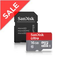 16 GB Ultra Micro SD Card