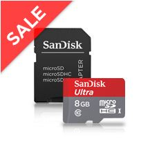 8 GB Ultra Micro SD Card