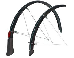 Vavert 45mm Fixed Mudguard fits tyre size 700x32-40c